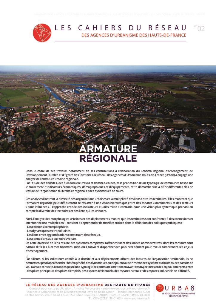 thumbnail of Cahier Reseau URBA8 N02