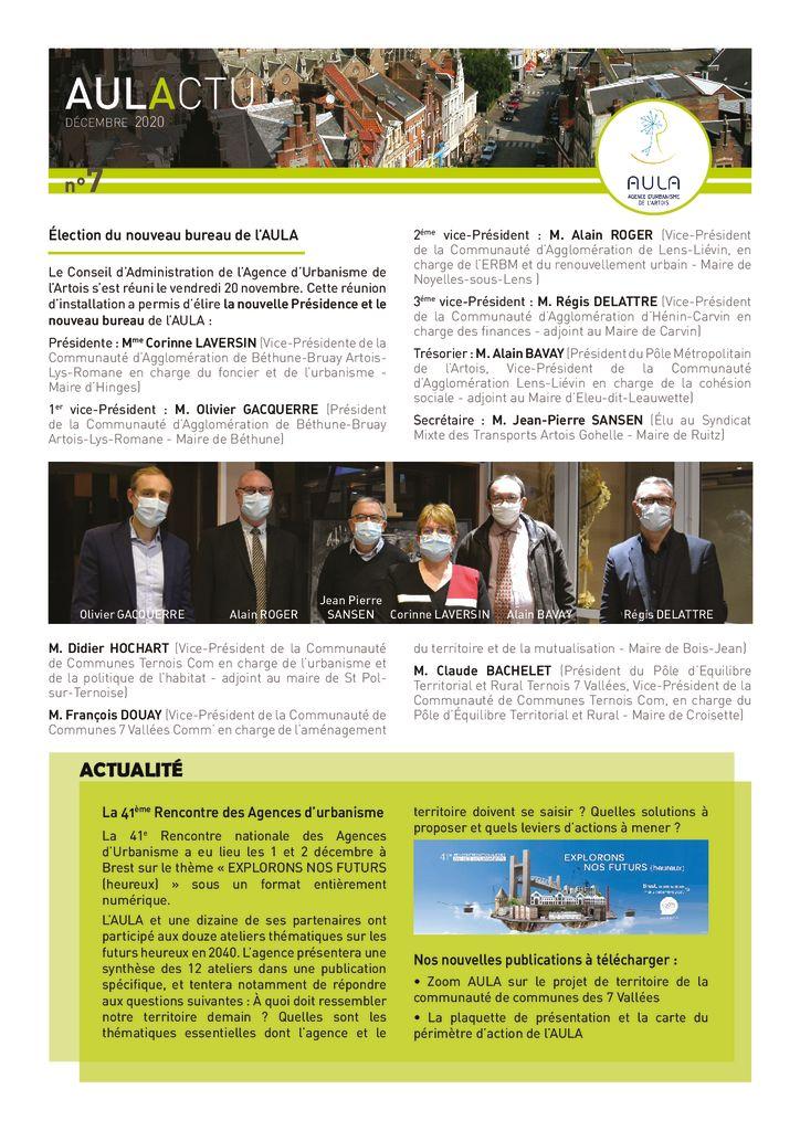 thumbnail of AULACTU 7 – DECEMBRE 2020